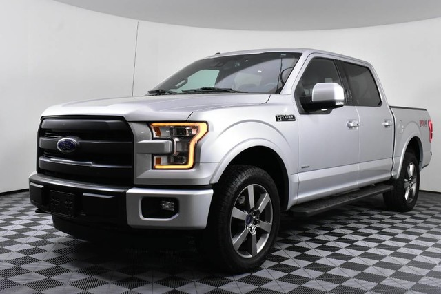 Pre Owned 2015 Ford F 150 Lariat Pickup Truck For Sale Bu1757 Bmw