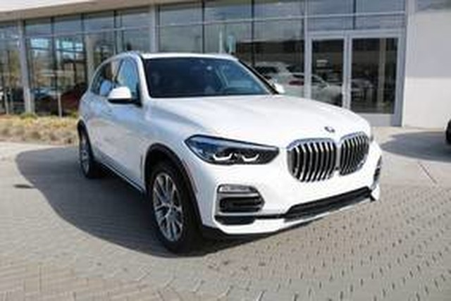 2019 BMW X5 xDrive40i Courtesy Vehicle Lease Special