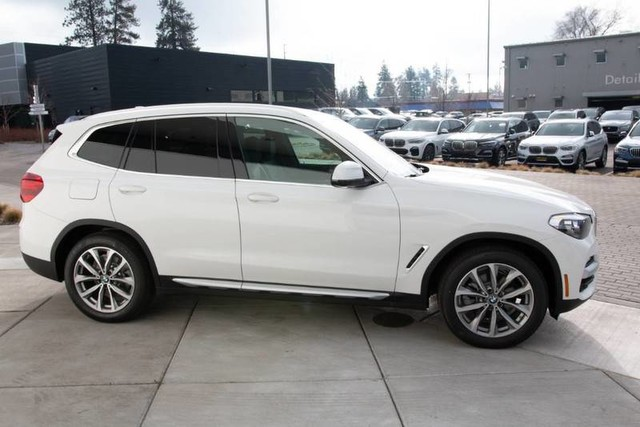 2019 BMW X3 xDrive30i Courtesy Vehicle Lease Special