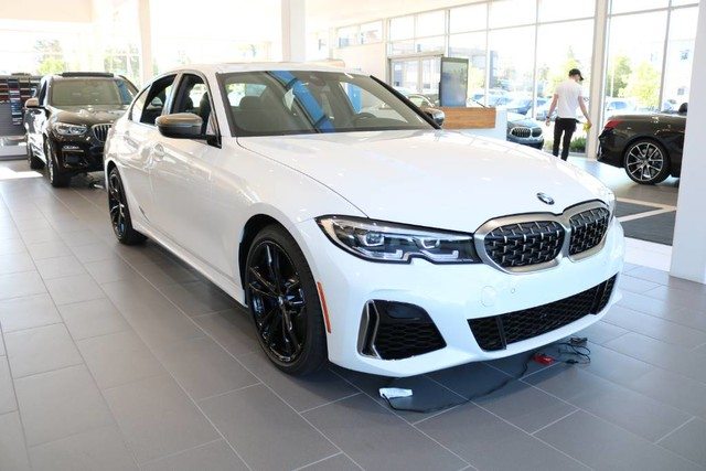 New 2020 Bmw 3 Series M340i Xdrive All Wheel Drive Sedan