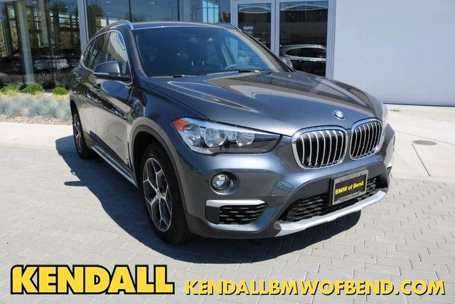 2018 BMW X1 xDrive28i Courtesy Vehicle Lease Special