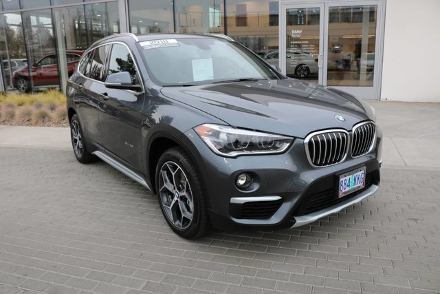 Certified Pre Owned 2018 Bmw X1 Xdrive28i