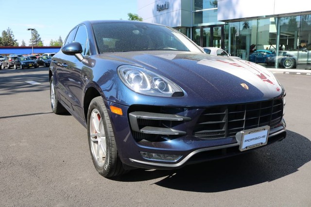 Pre Owned 2015 Porsche Macan Turbo Suv For Sale Bu1561a Bmw Of Bend