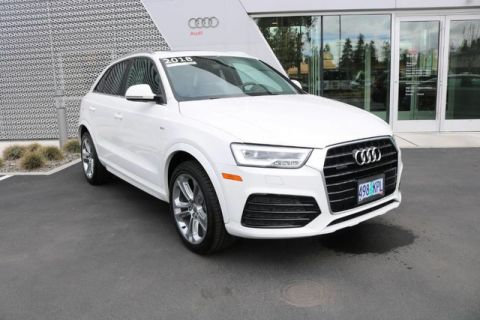 Pre-Owned 2018 Audi Q3 Sport Premium Plus