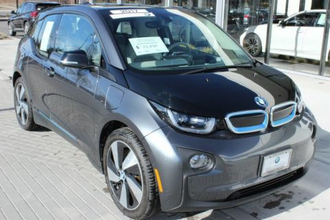 Pre-Owned 2017 BMW i3 Rex
